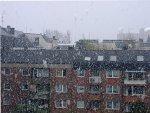 Wintereinbruch in St. Pauli