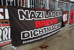 Naziladen Brevik dichtmachen!