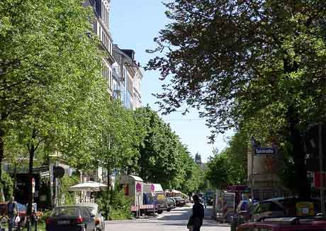 Talstrasse/ Wohlwillstrasse/ Paul-Roosen- Strasse