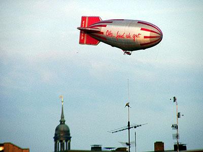 Ein Zeppelin auf Irrwegen