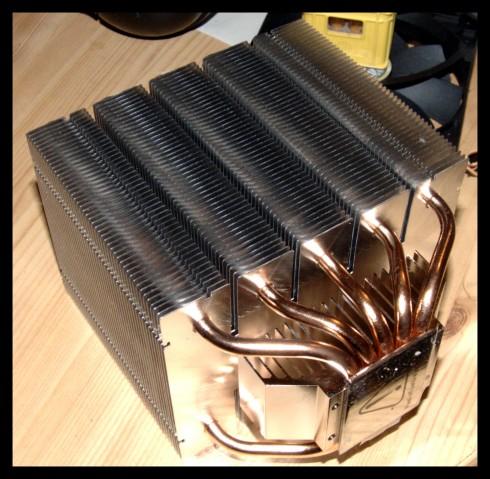 CPU - Kühler Mugen 2 Rev.B