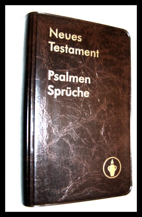 Neues Testament - Psalmen Sprüche