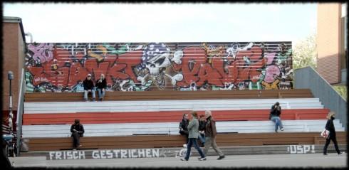 Knust - Treppe